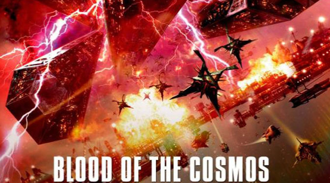 Blood of the Cosmos Follows Dark Between the Stars