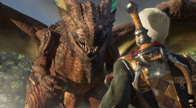 Gamescom 2015: Scalebound gets 4-player co-op
