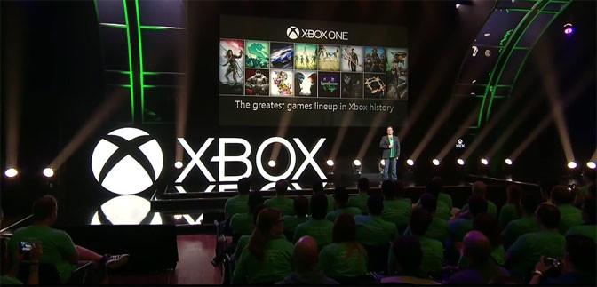 Microsoft Struts Its Xbox Stuff At Gamescom