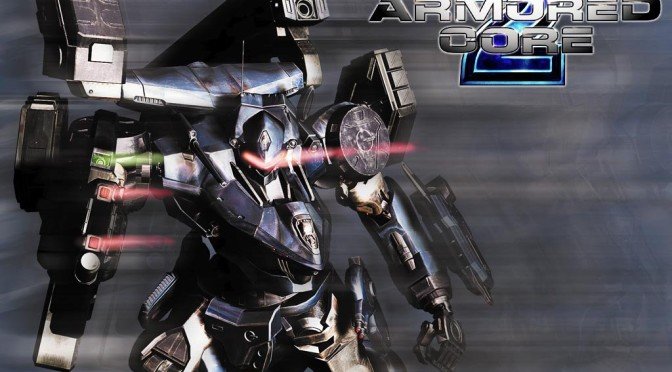Retro Game Friday: Armored Core 2