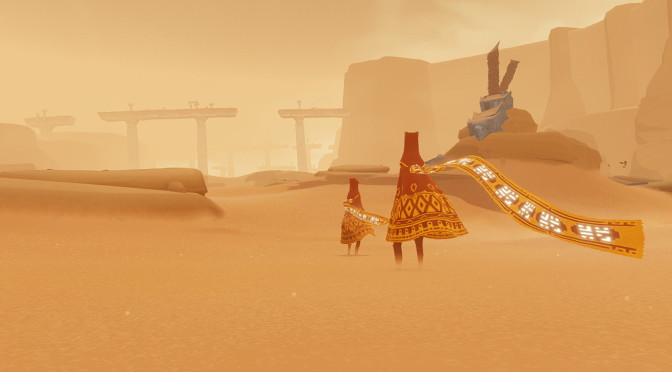 journey games for non gamers