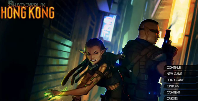 Shadowrun Hong Kong Adds Eastern Flavor To Amazing RPG
