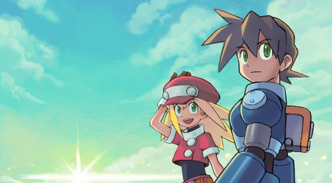 Retro Game Friday: Mega Man Legends