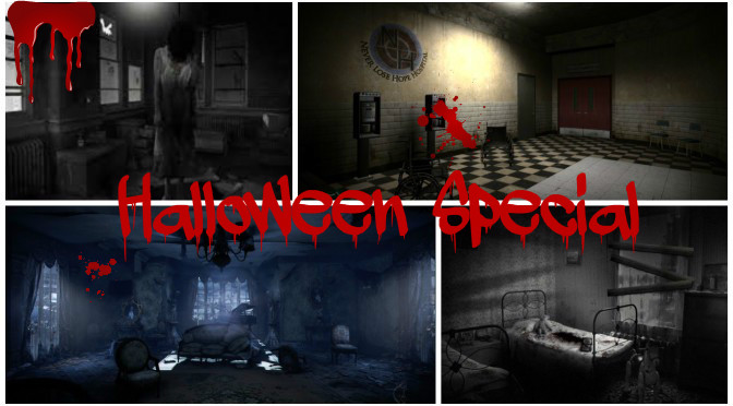 Halloween horror games