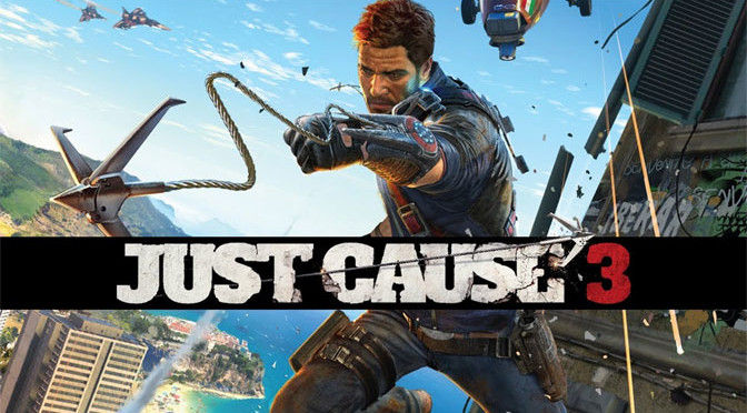 Fans Can Compete To Create The Just Cause 3 Launch Trailer