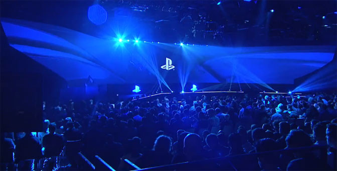Sony Press Conference Wows Paris Games Week