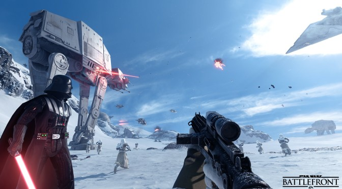 Video Game Tuesday: Star Wars Battlefront Beta Concerns