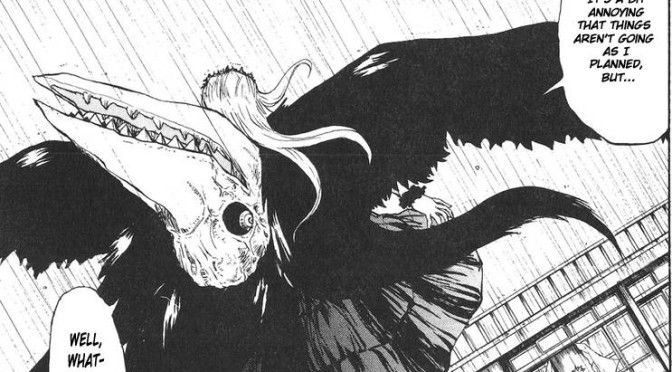 Manga Monday: Cerberus by Fukui Takumi