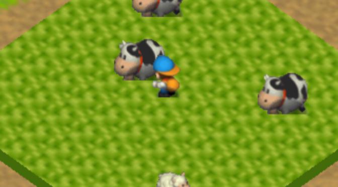 Retro Game Friday: Harvest Moon 64