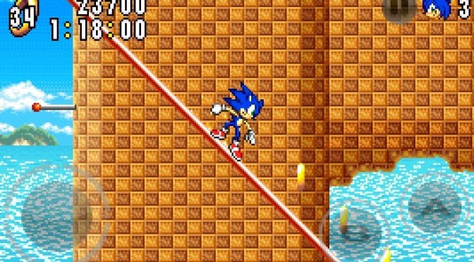 Retro Game Friday: Sonic Advance