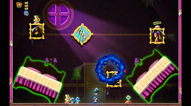 Extremely Clever Platforming With Extreme Exorcism