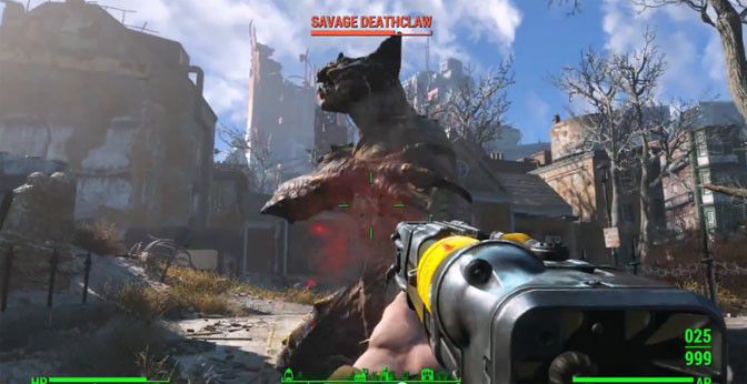 Bethesda Releases Fallout 4 Gameplay Trailer