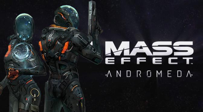Mass effect Andromeda fem Shep