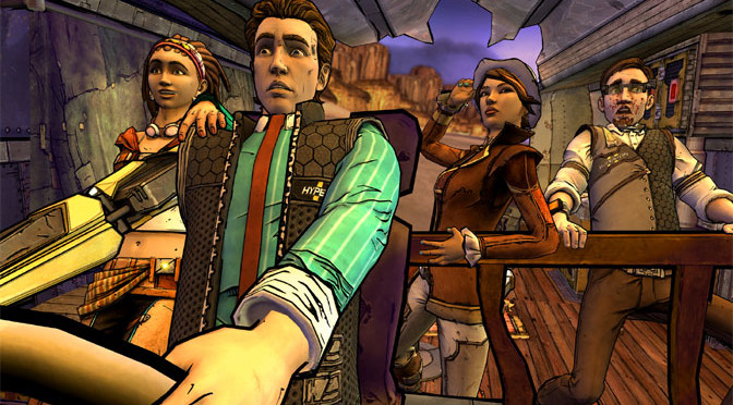 Reviewing some Amazing Tales from the Borderlands