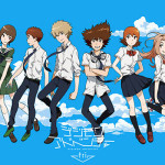 Anime Sunday: Digimon Adventure Tri Reunion