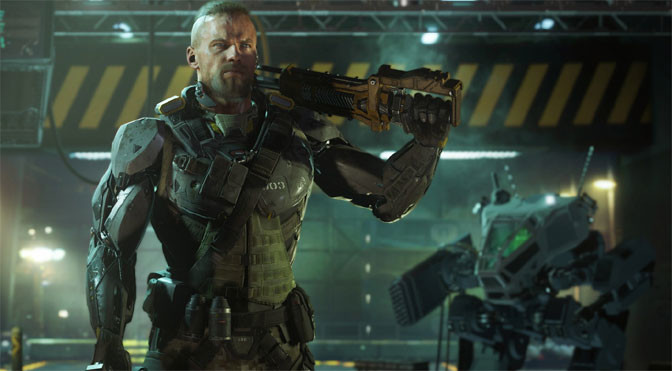 Call of Duty: Black Ops III Shines Brightly