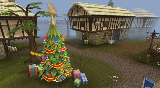 Christmas Comes To RuneScape