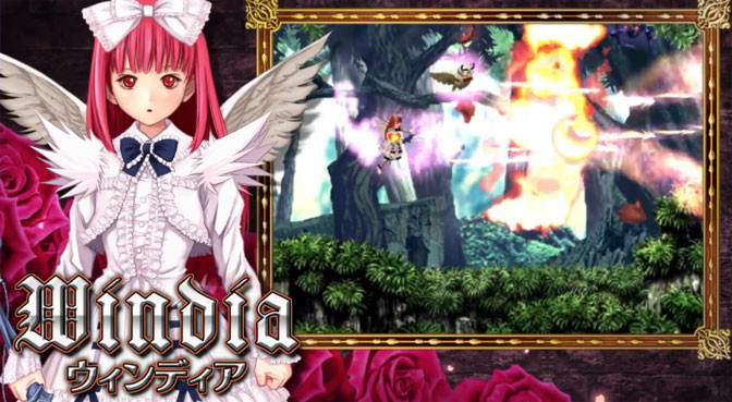 Japanese Deathsmiles Shooter Coming to Steam