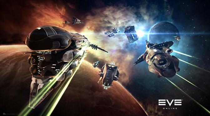 Eve Online Celebrates Largest Expansion With Operation Frostline
