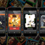 Topps Updates Star Wars Cards App Game For The Force Awakens