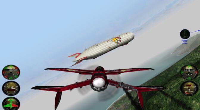 Retro Game Friday: Crimson Skies