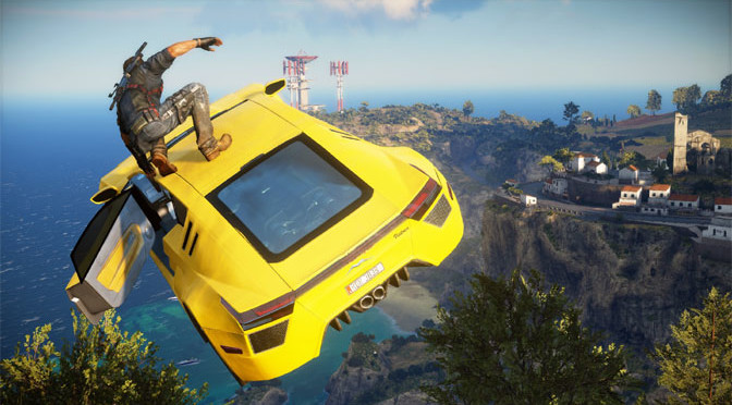 Wild, Weird and Wonderful Action With Just Cause 3