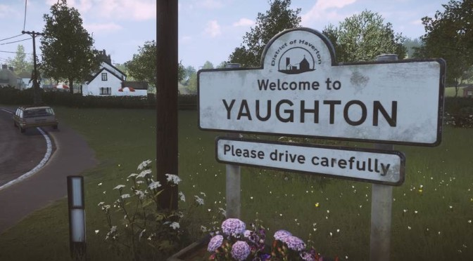 A Walking Apocalypse: Everybody's Gone to the Rapture