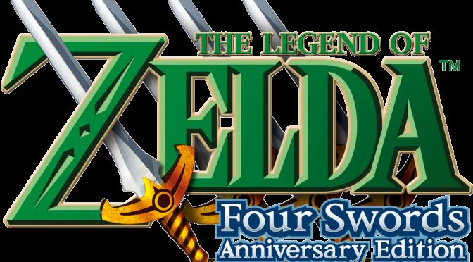 Retro Game Friday: The Legend of Zelda Four Swords