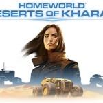 Trailer: Homeworld: Deserts of Kharak