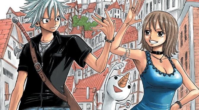Manga Monday: Rave by Mashima Hiro