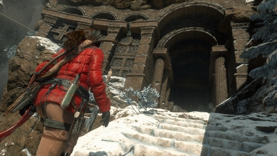 Rise Of The Tomb Raider Climbs To Steam