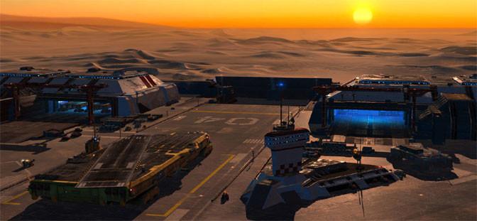 A Classic Reborn: Homeworld: Deserts of Kharak