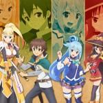 Anime Sunday: KonoSuba Episode 01 Impressions