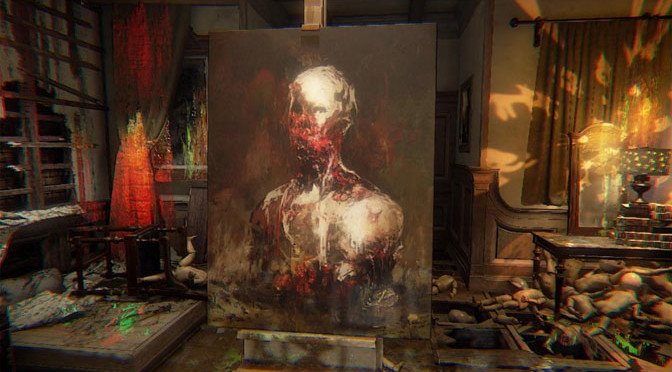 Amazing, Artistic Horror with Layers of Fear
