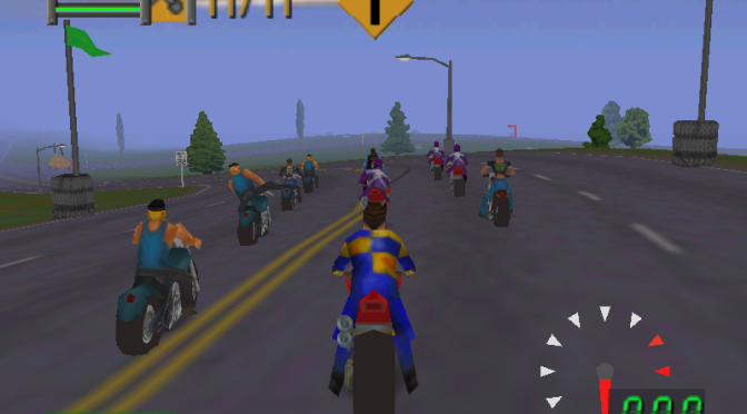 Retro Game Friday: Road Rash 64