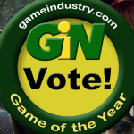 It's Time to Vote For the Games of the Year!