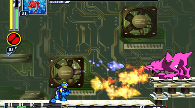 Retro Game Friday: Mega Man Network Transmission