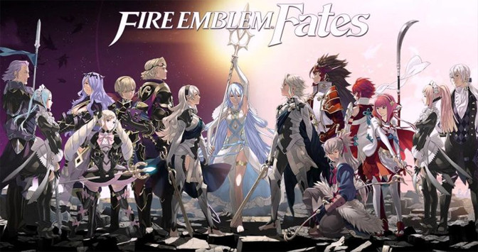Heating things up with Fire Emblem Fates: Revelation