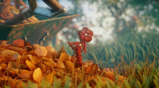 Spinning Out an Adventure with Unravel