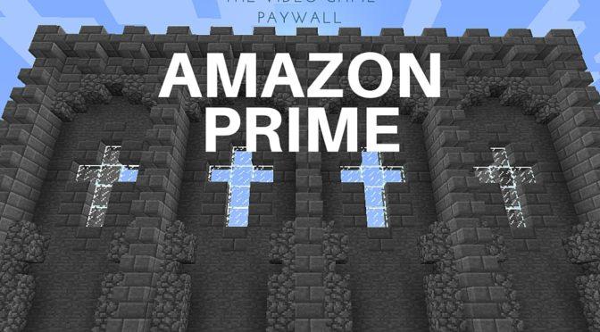 amazon prime's game paywall
