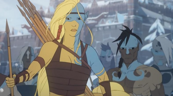 Stunning Banner Saga 2 Launch Trailer