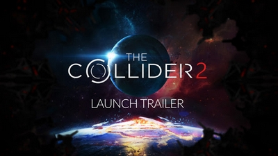 Trailer: VR-Enhanced The Collider 2 Launches on Steam