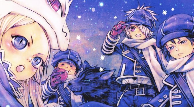 Manga Monday: Tegami Bachi by Hiroyuki Asada