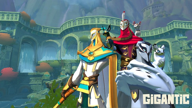 Gigantic Announced By Perfect World