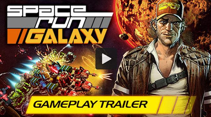 Space Run Galaxy Sequel Gets First Gameplay Trailer