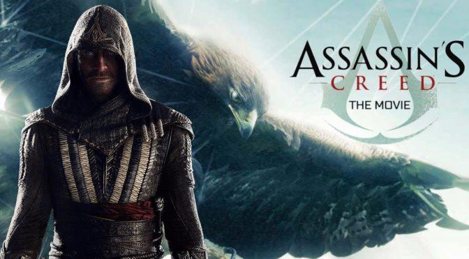 assassin's creed movie trailer