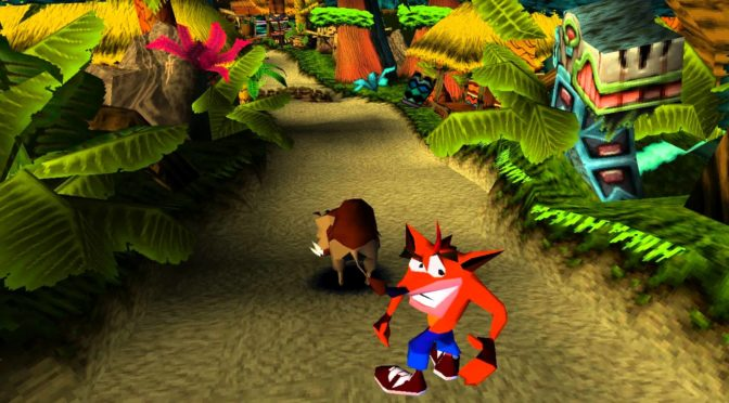 Retro Game Friday: Crash Bandicoot
