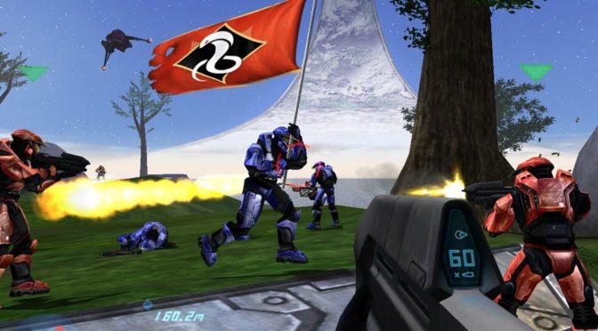 Retro Game Friday: Halo CE Mac Edition