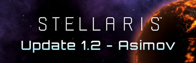 Stellaris Gets Asimov Content Update