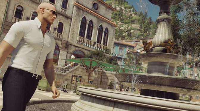 Blood in the Italian Countryside with HITMAN Sapienza